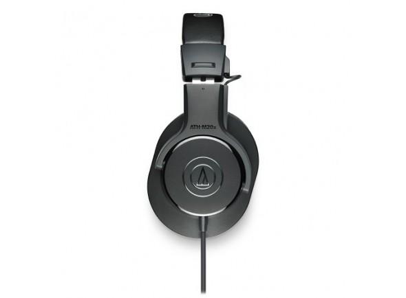 Auscultadores para DJ/Auscultadores para DJ Audio Technica ATH-M20X