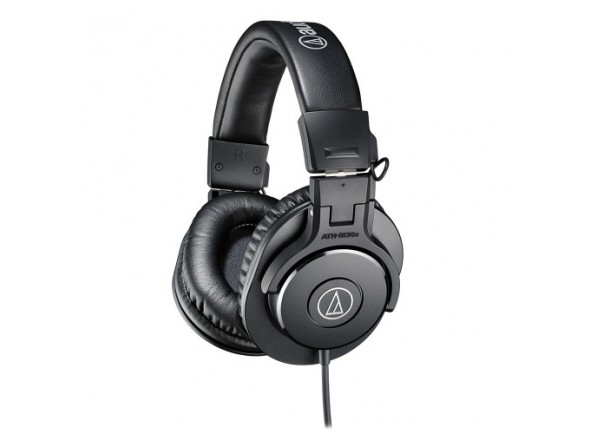 Auscultador de Estúdio/Auscultadores de estúdio Audio Technica ATH-M30 X
