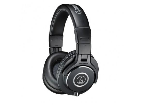 Auscultadores de Estúdio/Auscultadores de estúdio Audio Technica ATH-M40X