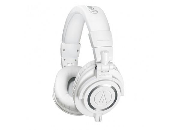 Auscultador de Estúdio/Auscultadores de estúdio Audio Technica ATH-M50 X WH