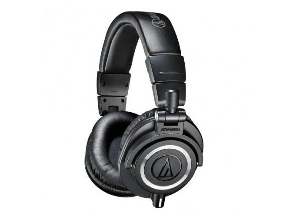 Auscultadores de Estúdio/Auscultadores de estúdio Audio Technica ATH-M50X
