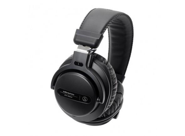 Auscultadores para DJ/Auscultadores para DJ Audio Technica ATH-PRO5 X BK