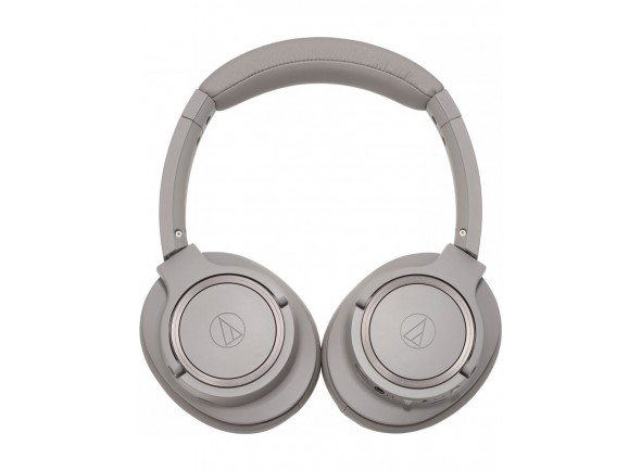 Auriculares sem fio com redução de ruído/Auscultadores sem fio Audio Technica ATH-SR50BT BW