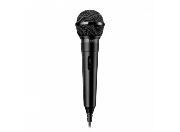 Microfone Vocal/Microfone Vocal Dinâmico Audio Technica ATR1100x