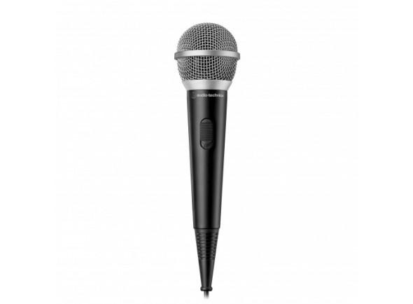 Microfone de voz dinâmico/Microfone Vocal Dinâmico Audio Technica ATR1200x