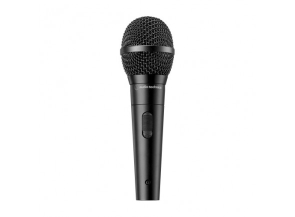 Microfone de voz dinâmico/Microfone Vocal Dinâmico Audio Technica ATR1300x