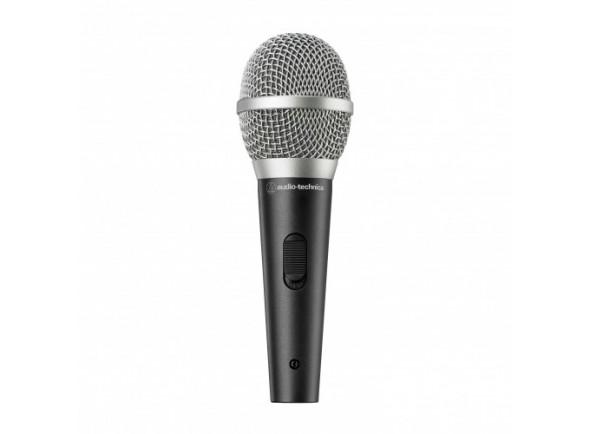Microfone dinâmico cardioide/Microfone Vocal Dinâmico Audio Technica ATR1500x