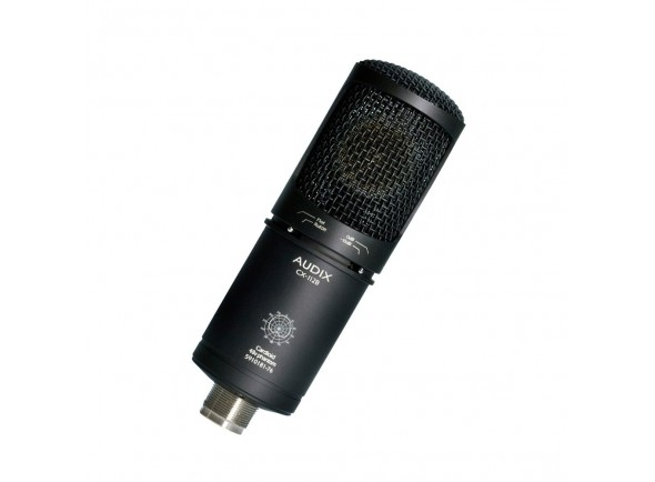 Microfone de membrana grande Audix CX 112B
