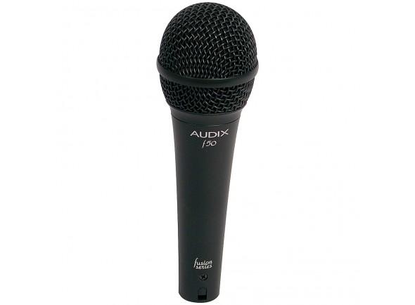 Microfone dinâmico Audix F50