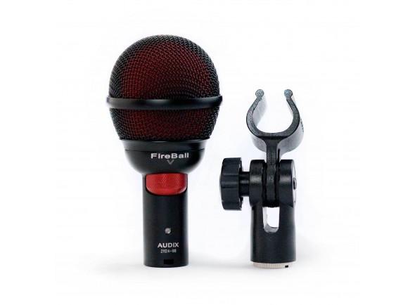 Microfones para harmónica Audix Fireball