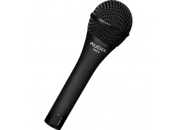 Microfone Vocal Dinâmico Audix OM 3