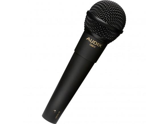 Microfone Vocal Dinâmico Audix OM11