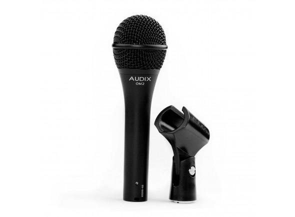 Microfone Vocal Dinâmico Audix OM2