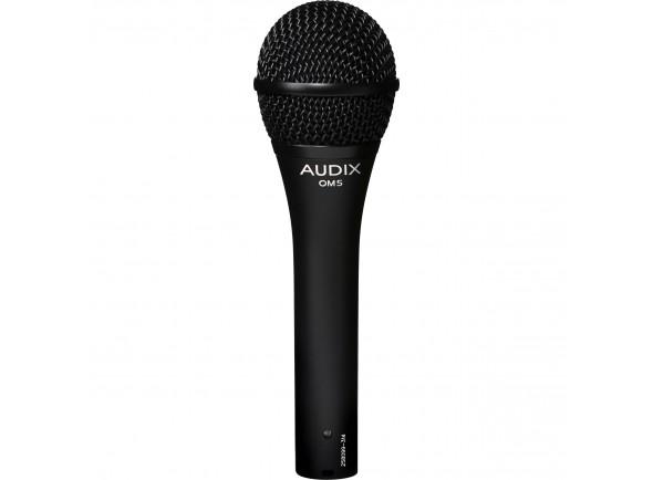 Microfone Vocal Dinâmico Audix OM5