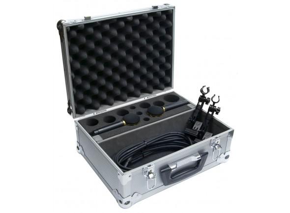 Microfone condensador membrana pequena Audix SCX25A-PS