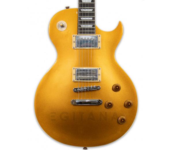 Guitarras formato Single Cut Austin AS6PGT Super 6 Gold Top