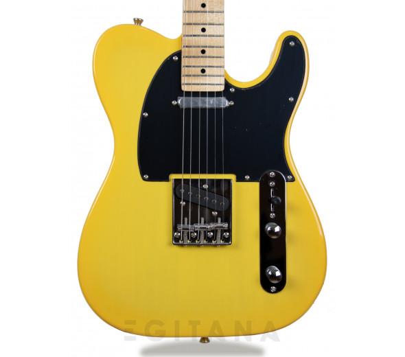 Guitarras formato T Austin ATC250 Transparent Butterscotch