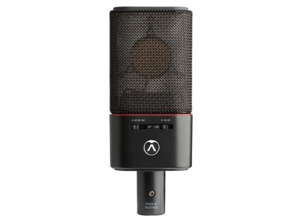 Microfone de membrana grande Austrian Audio OC18 Studio Set