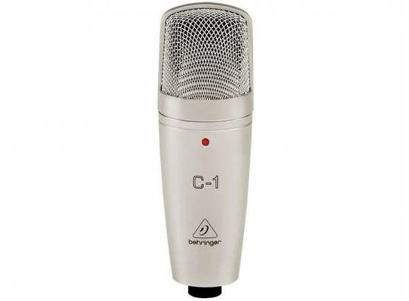 Microfone Vocal Condensador Behringer C-1