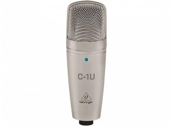 Microfone de membrana grande Behringer C-1U