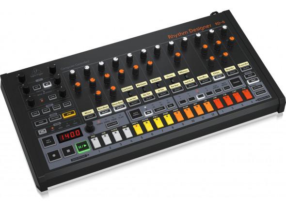 Sequenciadores de ritmos Behringer  RD-8 Rhythm Designer