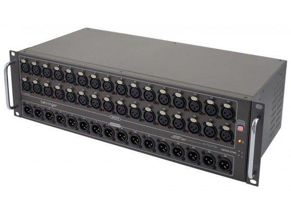 Sistemas multicore digitais Behringer S32