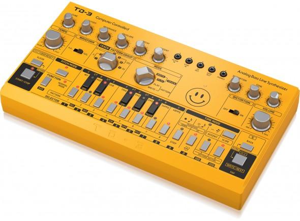 Módulos de som Behringer TD-3-AM Yellow