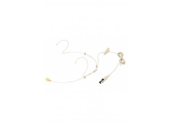 Microfone de cabeça/Microfone de cabeça Bespeco Headset HS100AK