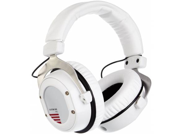 Auscultadores Beyerdynamic Custom One Pro Plus White