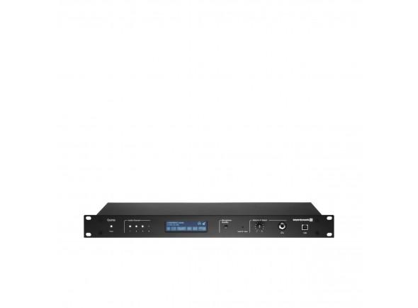 Unidade de controle de conferência digital/Sistemas sem fio para conferência Beyerdynamic Quinta CU - DSSS Triple Band 2-4 / 5-2 / 5-8 GHz