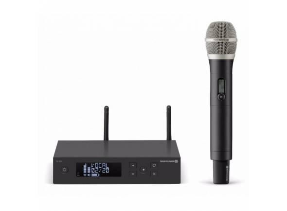 Sistema sem fios com microfone de mão Beyerdynamic TG 550 Vocal Set