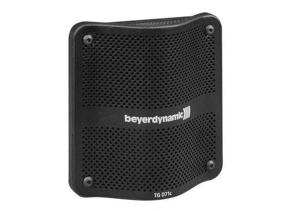 Microfone  para superfície  Beyerdynamic TG D71