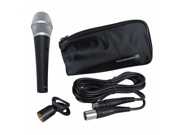 Microfone dinâmico Beyerdynamic TG V35d s