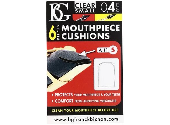 Acessórios Boquilha Clarinete BG A11S Mouthpiece Cushion