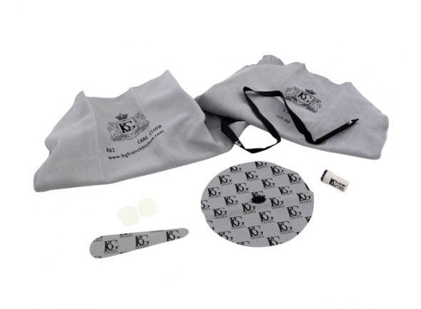 Manutenção e produtos de limpeza BG  Kit de Manutenção  Propack P6 para Flauta