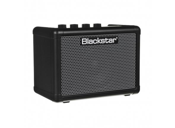 Combos de Baixo a Transístor Blackstar FLY 3 Bass Amp BK