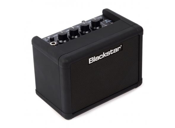 Combos a pilhas/bateria Blackstar FLY 3 Bluetooth Mini Amp BK