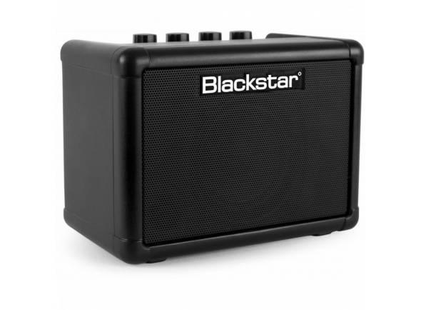 Combo a pilha/bateria/Combos a pilhas/bateria Blackstar FLY 3 Mini Amp BK