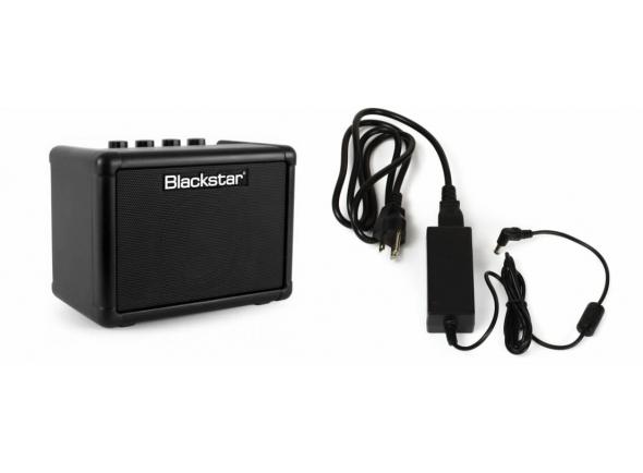 Combos a pilhas/bateria Blackstar FLY 3 Mini Amp Bundle