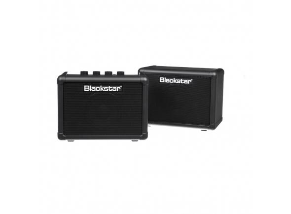 Combos a pilhas/bateria Blackstar FLY 3 Pack BK