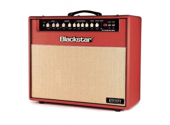 Combos de Guitarra Eléctrica a Válvulas Blackstar HT Club 40 MKII Kentucky Special 1x12 Combo