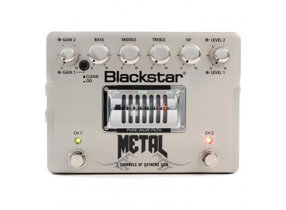 Pedal de distorção Blackstar  HT-METAL