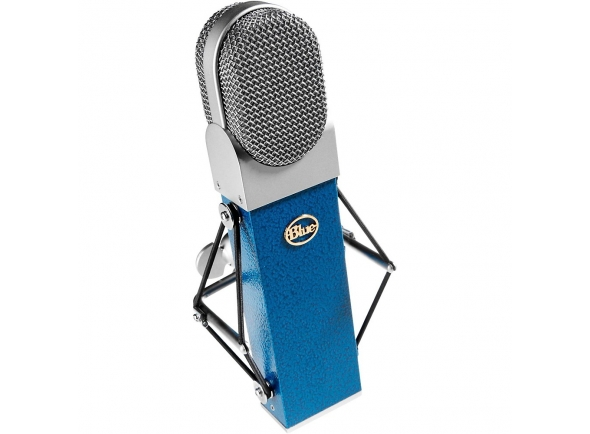 Microfone de membrana grande Blue Blueberry