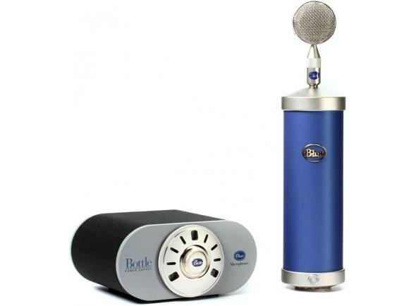 Microfone de membrana grande Blue Bottle