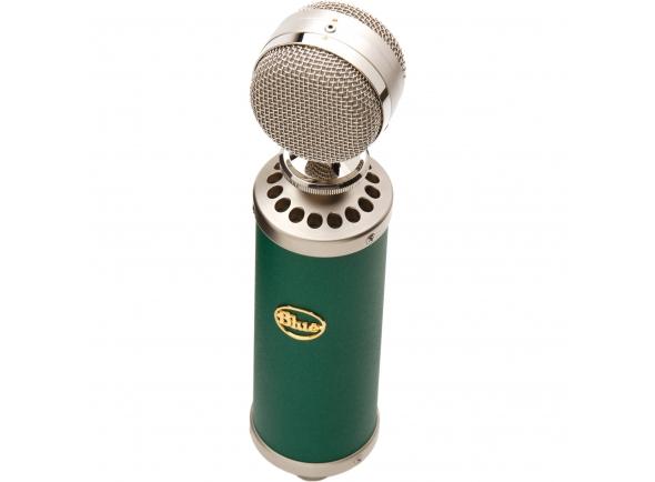Microfone de membrana grande Blue Kiwi
