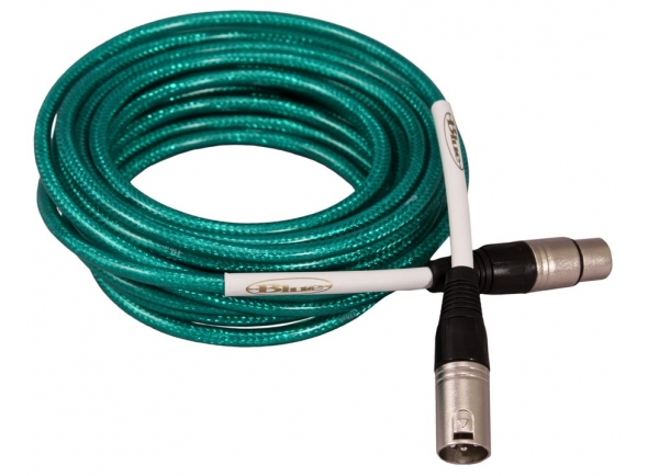 Cabos XLR / Microfone Blue Quad Cable