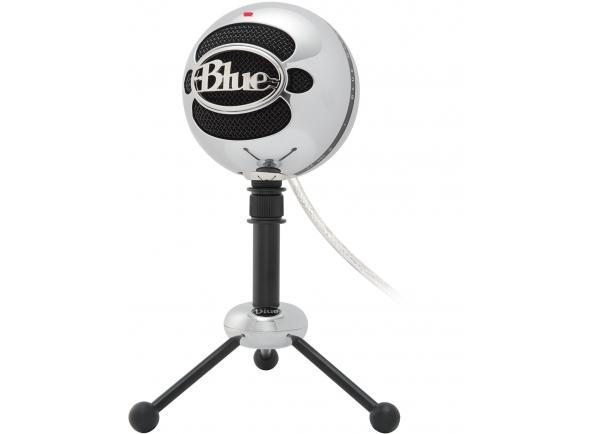 Microfone de membrana grande Blue Snowball Alu