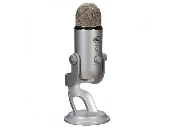 Microfone de membrana grande Blue Yeti Studio