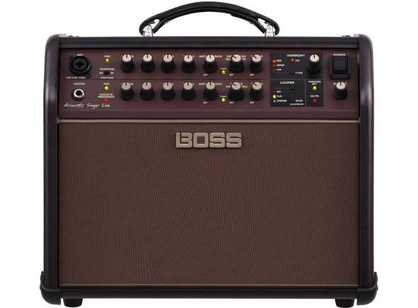 Amplificador Guitarra Acústica Boss ACOUSTIC SINGER LIVE