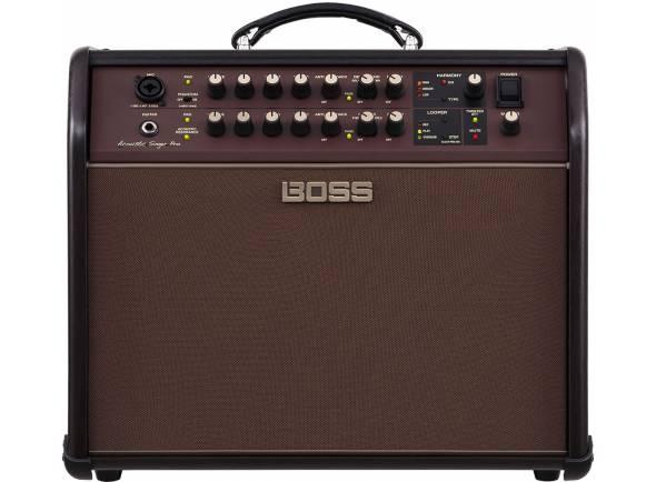 Amplificador Guitarra Acústica Boss ACOUSTIC SINGER PRO